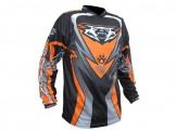 μπλουζα motocross Wulf