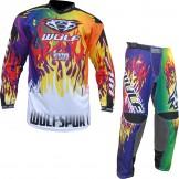 motocross στολη wulf firestorm